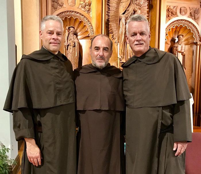 Carl Markelz, Fernando Milan, William Harry
