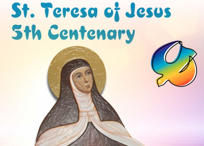 St. Teresa of Jesus 5th Centenary