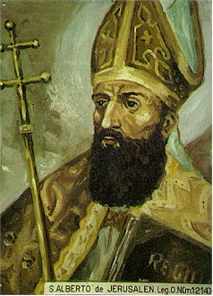 St. Albert of Jerusalem