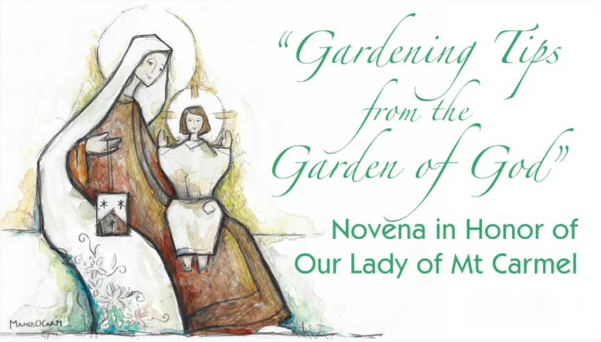 Novena in honor of Our Lady of Mt. Carmel