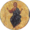 Icon of the Second Coming of Christ